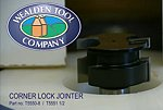 Wealden corner lock jointer cutter